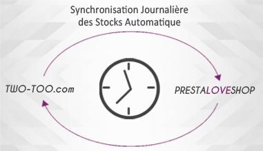 Synchronisation Stock
